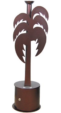 Bird Smoking Receptacle | Outdoor metal ashtrays